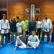 zimne sustredenie karate a jiu jitsu zilina